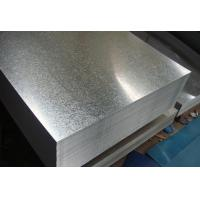Regular, Minimized Or Big Spangle Hot Dipped Galvanized Steel Sheet With JIS G3302 SGCC Manufactures