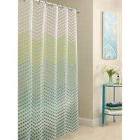 China Wholesale Extra Long Bath Decorations Bathroom Non toxic shower curtains on sale