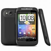3G Phone with Android 2.3 OS, Stereo FM Radio and RDS, Supports A-GPS Manufactures