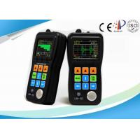 Digital Paint Ultrasonic Thickness Gauge , Steel NDT Thickness Gauge Manufactures