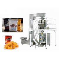Mint Candy Vertical Weighing And Packing Machine With Scale 5-60 Bags / Min Manufactures