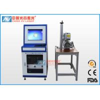 10 Watt CO2 Laser Marking Machine for Glass Wood Paper Plastic Manufactures