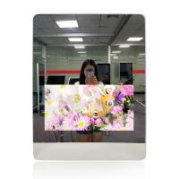 32 Inch Wall Mount Interactive Touchscreen Magic Mirror With Motion Sensor Manufactures