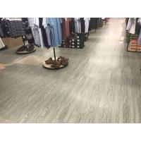 Quality Shopping Plaza Sheet Vinyl Flooring Wood Design 2.Mm Thickness Slip - Resistance for sale
