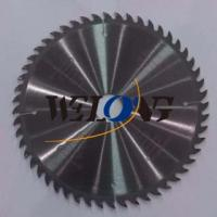 China 190mm x 52T with Noise-reduction line and key-slot, wood cutting saw blade on sale