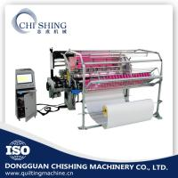 Multi Needle High Speed Computerized Quilting Machine 380V For Garments , Oven Gloves Manufactures