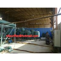 Automobile Car Oil Recycling System,Engine Oil Vacuum Distillation System and  Purifying Equipment Manufactures