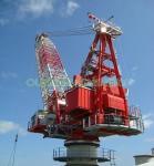 API -2C Standard Hydraulic Crane Lattice Boom Crane Industry Use 60T Oil Platform Manufactures