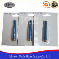China 14mm Diamond Core Drill Bits For Granite / Stone With 3 / 8 Shaft on sale