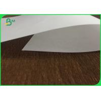 45gsm Custom Custom Printed Tissue Paper , Colorful Wood Free Offset Printing Paper Manufactures