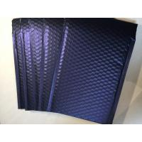 Aluminum Laminated Bubble Package Envelope Shiny Surface For Transport Manufactures