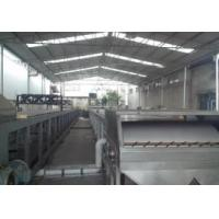 Buy cheap Professional Sulphur Granulation Unit With 600-1500mm Width Of Steel Belt from wholesalers