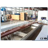 Wood Plastic Composite Profile Making Machine Extrusion Line 380v 50hz CE Approved Manufactures