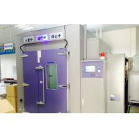 China Panel Walk-In Environmental Test Chamber For Vehicles / Photovoltaic Modules / Satellites Antennas on sale