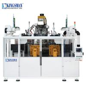 China 16 Ton Automatic Blow Molding Machine , Plastic Bottle Blow Moulding Machine on sale