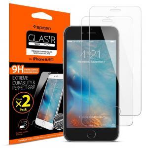 China 0.3mm Privacy Screen Protector Iphone 6s 6 , Mobile Screen Guard Premium Ballistic Nano on sale