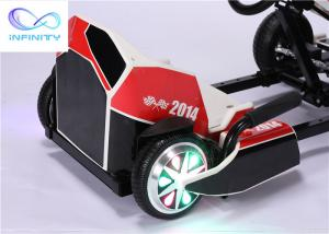 Children'S Electric Toy Kart 36V Battery With LED Lights Bluetooth 3 Speed Manufactures