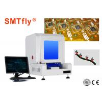 High Efficiency Solder Paste Inspection Machine With Full Digital High Speed CCD Camera Manufactures