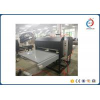 Quality Precise Large Format Heat Press Machine For Sportswear 220V / 380V for sale
