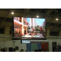 HD video P2.5 LED Advertising Screens , indoor led display smd 70mm thickness Manufactures