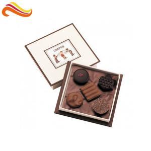 China Luxury Paper Chocolate Packaging Box Empty Gift Packaging For Chocolate Packing  Boxes on sale