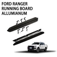 Convenient Pickup Truck Running Boards Stainless Carbon Steel ABS Plastic Manufactures