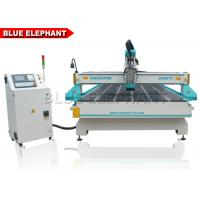 Buy cheap Heavy Duty ATC CNC Router Wood Carving Machine Welded Structure Frame from wholesalers