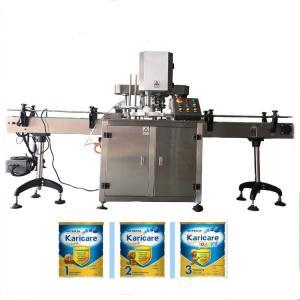 Can closing machine Pet can closing machine can seamer Manufactures
