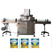 Buy cheap cylindrical can closing machine can sealing machine can seamer from wholesalers