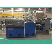 Strong Raw Material Plastic Pelletizer Machine With CE / SGS Certificate