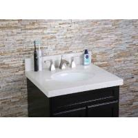 White  Custom Bathroom Vanity Tops Extraordinary Design Home Decoration Manufactures