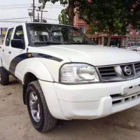 2012 Nissan Offroad Used Diesel Pickups Cars Manual Transmission With 2+3 Seats Manufactures