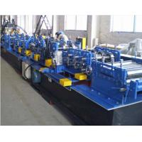 China Professional Auto Change C Z Purlin Machine , Cold Roll Former on sale