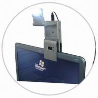China 32-in-1 Flash Card Reader, Clip Holder Lamp Design with LED Light Timer, Logo Printing are Available on sale