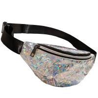 WHOLESALES Waist Bag Hologram Laser PVC Fanny Pack China Bag and Luggage Supplier OEM ODM Handbag and Luggage Cheapest Manufactures