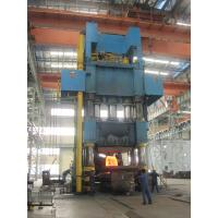 800 Ton Hot Forging Open Die Hydraulic Press Machine , Metal Press Machine Manufactures