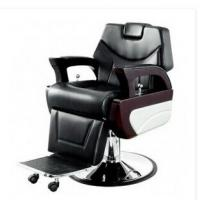 Classic barber chair with big hydraulic pump;Popular salon chairs with wood armrest Manufactures