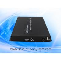 OEM 5MP/4MP/3MP/1080P/720P AHD fiber converter for HD coaxial cctv camera surveillance Manufactures