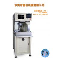 "Cable Winding Machine Adjusted Length Safety AC Type ""8"" Form Wire Wrapping Machine Manufactures"
