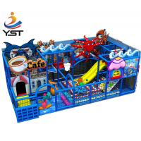 Children'S Soft Play Area Equipment Large Naughty Fort With Toy Ball Manufactures