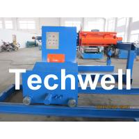 Full Automatical Uncoiler Curving Machine With Loading Capacity of 5 / 7 / 10 / 15 Ton Manufactures