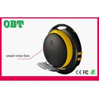 Teenager Amusement Self Balancing Electric Unicycle / Single Wheel Gyro Stabilized Unicycle Manufactures