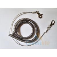Plastic Wire Fishing Rod Lanyard Prevent Accidental Loss Customized For Tools Manufactures