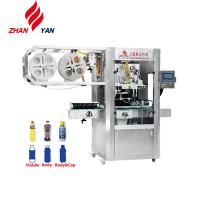 Stainless Steel Automatic Label Applicator Equipment For Various Bottle Manufactures