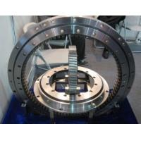 Compact Design Internal Gear Aerial Lifts slewing ring bearing ( 408 - 4726mm ) Manufactures