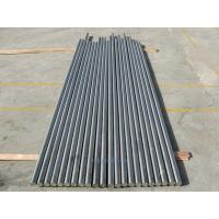 China 2000mm Length GR5 Medical Titanium Round Bar Used In Oceaneering on sale