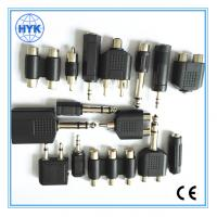 Metal plated audio plug/RCA plug/connector/audio stereo jack plug for mobilephone/laptop computer Manufactures