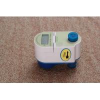 IC Card Prepaid Smart Water Meter Touchless Type 15mm-20mm Vertical Installation Manufactures