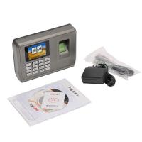 Buy cheap Factory Directly Sell Arabic 2.8 inch TFT fingerprint recognition Time Attendance Equipment with EXCEl reports from wholesalers