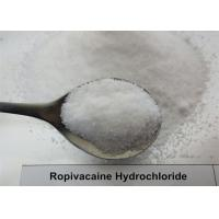 Strongest Local Anesthetic Powder Ropivacaine HCL Pharmaceutical Anabolic Steroids Manufactures